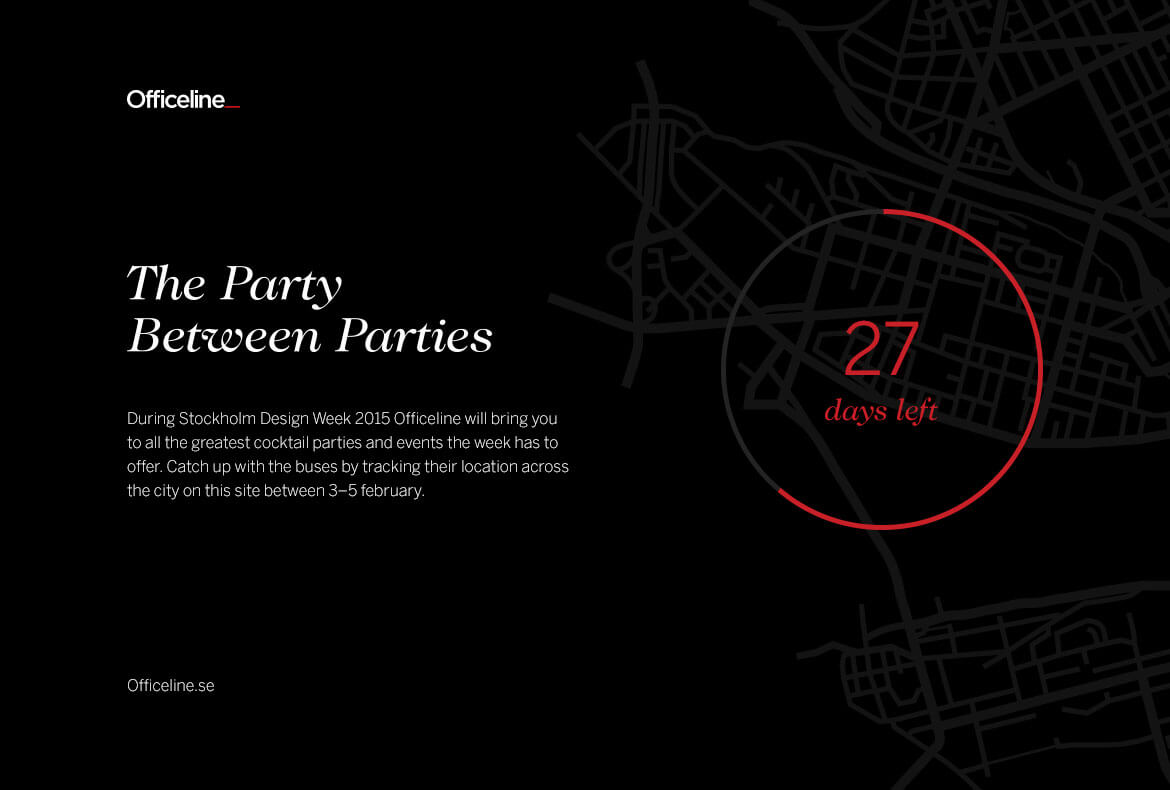 Officeline – The Party Between Parties